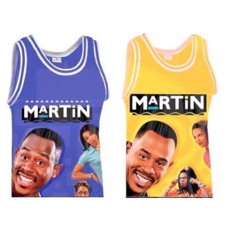 throwback 90s style martin fresh jersey tetris t-shirt