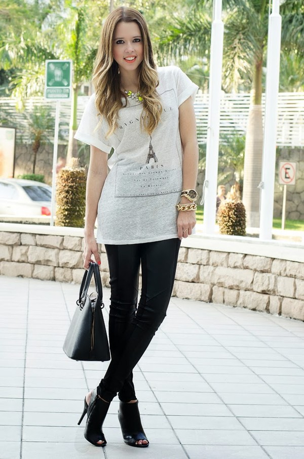 our favourite style t-shirt bag pants jewels shoes