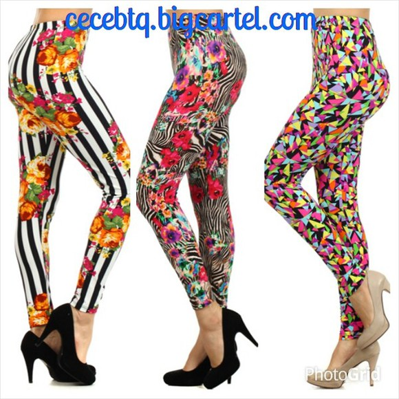 leggings pants shop sweater dress clothes cecebtq celebrity trends hot color block
