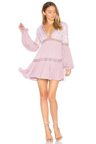 dress mini dress mini purple