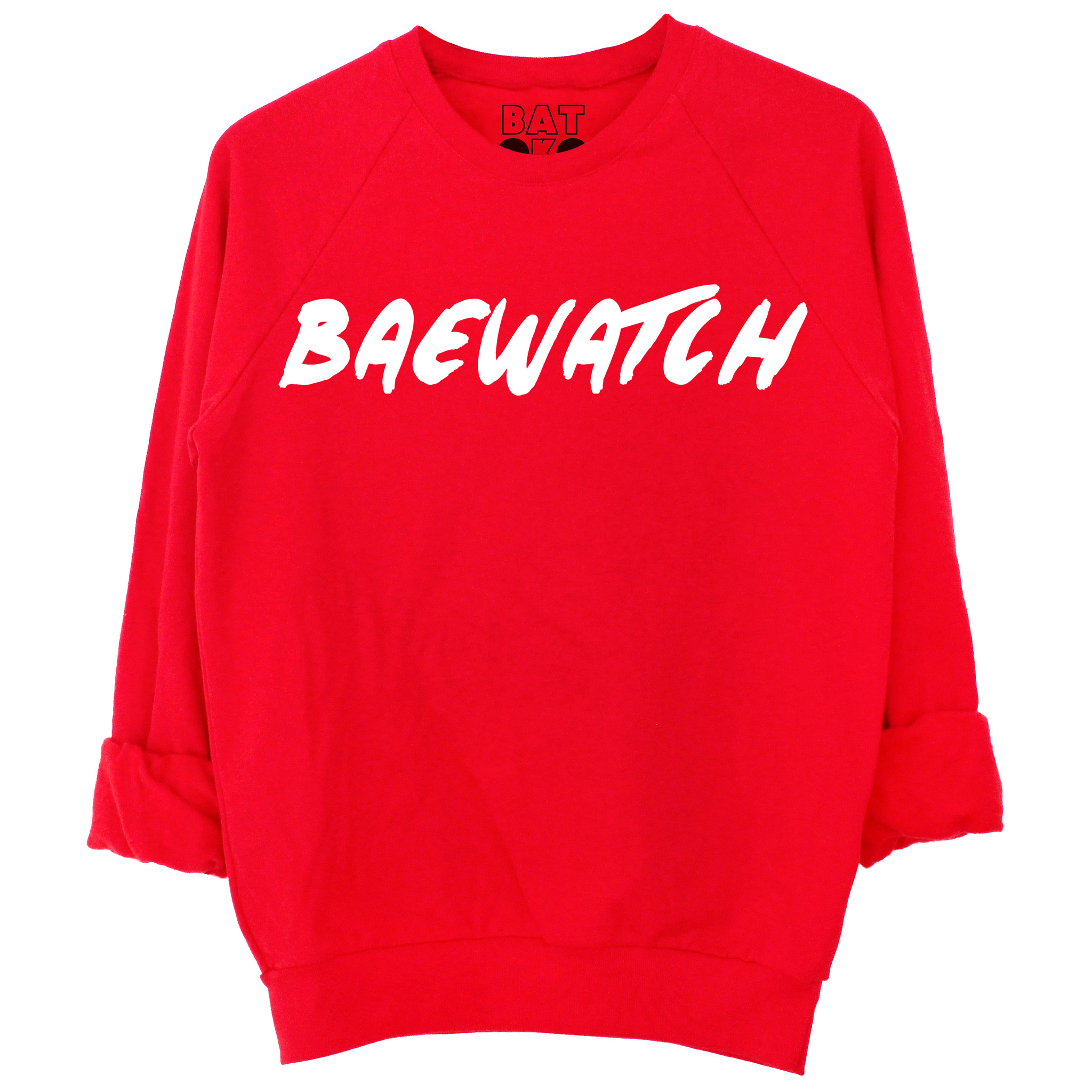 Baewatch sweater