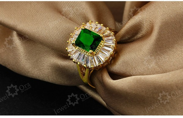 jewels rings for women gold plated rings ladies ring