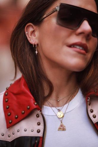 jewels earrings gold earrings necklace gold necklace coin necklace accessories accessory jewelry