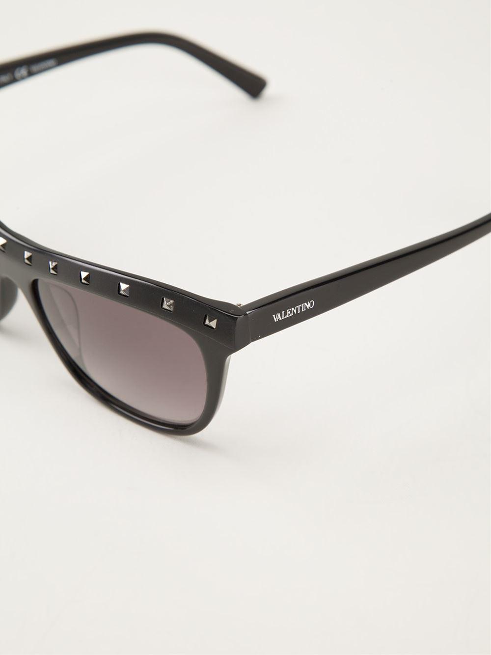 Valentino 'rockstud' Sunglasses - Liska - Farfetch.com