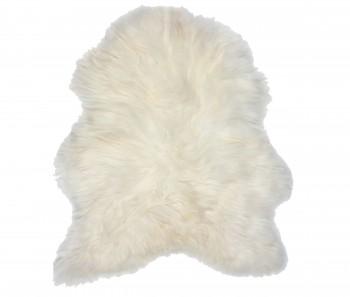Arctic Sheepskin Pelt Rugs Undyed Super Long Icelandic Ivory | Ultimate Sheepskin