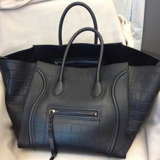 bag leather black leather bag black leather big bag