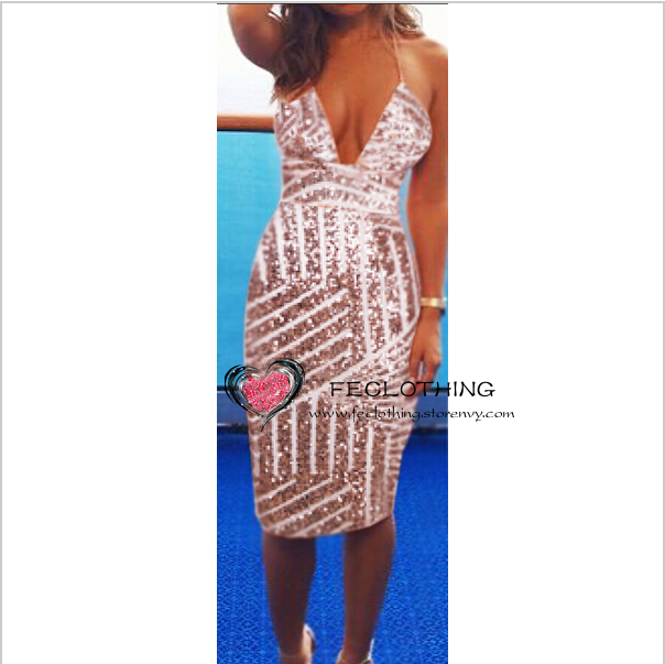 Neck halter dress · fe clothing · online store powered by storenvy