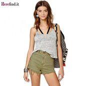 shorts,vintage style shorts,High waisted shorts,green tassel shrorts,botton shorts,green jeans shorts,bike shorts,brown shorts,green shorts,color shorts,vintage shorts