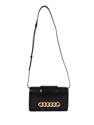 infinity bag chain bag black