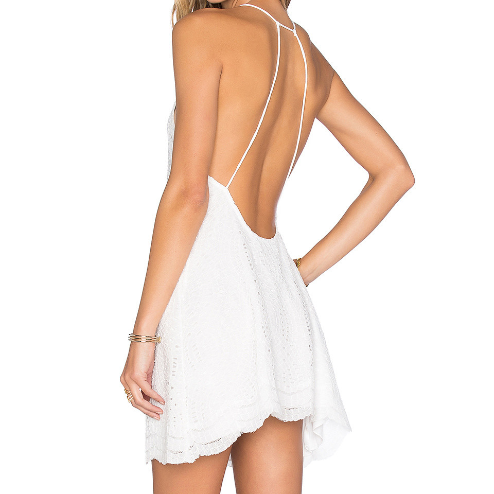 Shade Dress by Motel Rocks