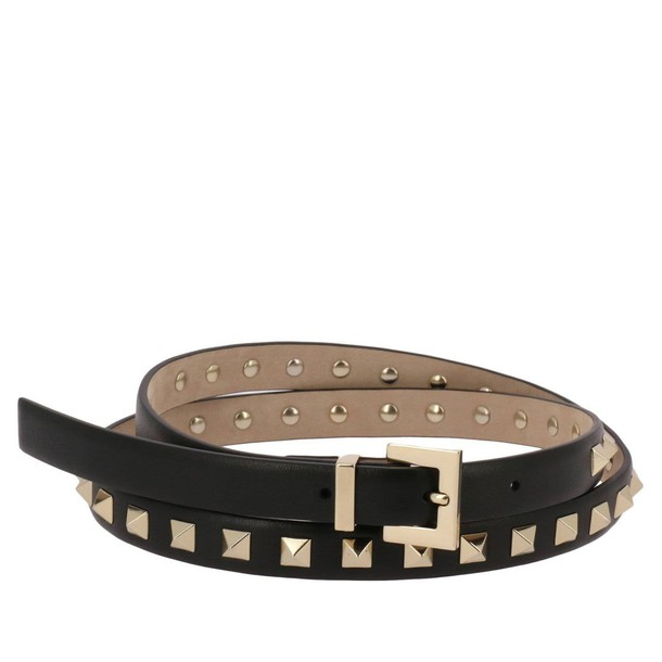 Valentino Garavani women belt black