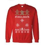Amazon.com: gingerbread man sweater