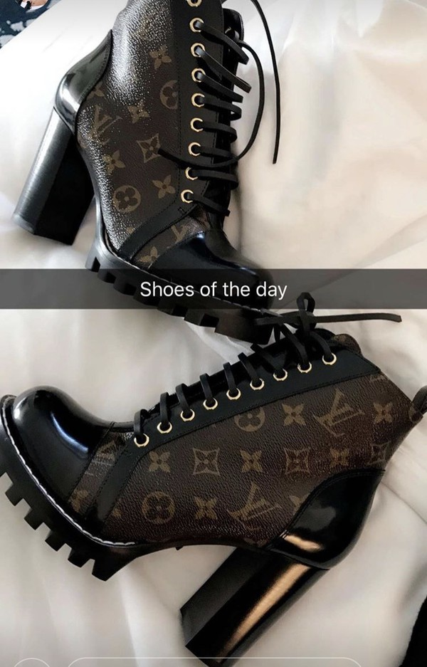 f95cb63761b6 Products by Louis Vuitton  Star Trail Ankle Boot