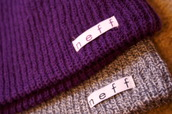 hat,cute,neff,purple,grey,beanie,hipster