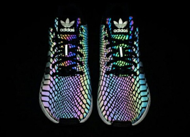 Adidas Glow In The Dark Shoes Shoes Cheap