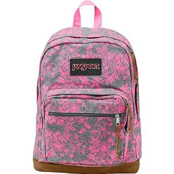 Amazon.com  JanSport Right Pack Laptop Backpack Shady Grey ... 2779d4f1fd855