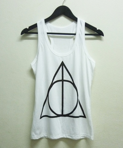 shirt white shirt small shirt small tank top small tshirt white t shirt triangle t shirt