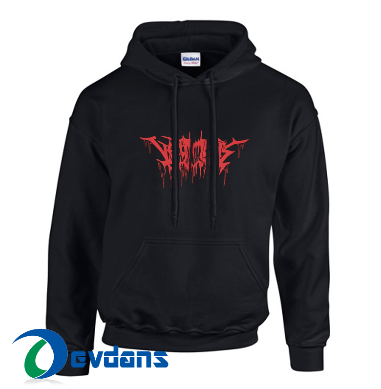 Vetements Metal Logo Hoodie Unisex Adult Size S,M,L,XL,2XL