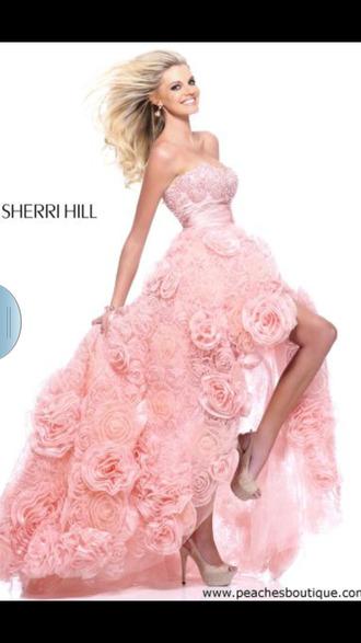 dress sherri hill grad dress prom prom dress grad 21170