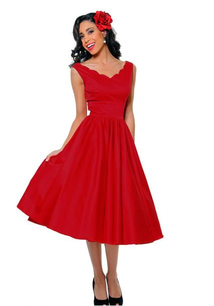Pin Up Prom Dresses – fashion dresses
