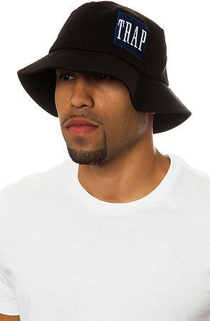 Community 54 Hat Bucket Black -  Karmaloop.com