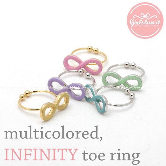 jewels jewelry infinity ring ring toe ring knuckle ring summer jewelry