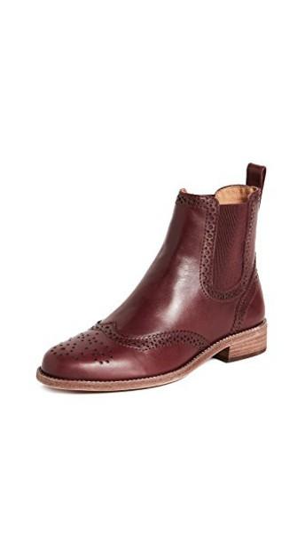 Madewell dark shoes