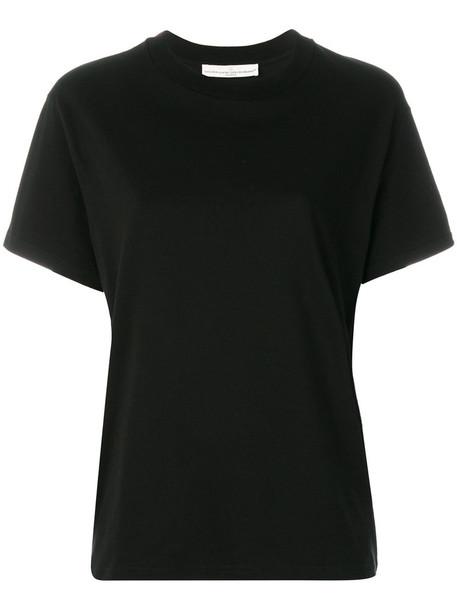 GOLDEN GOOSE DELUXE BRAND t-shirt shirt t-shirt zip women cotton black top