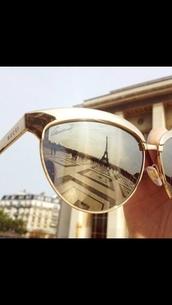 sunglasses,summer,sun,gucci,gucci sunglasses,gold sunglasses,clubmasters