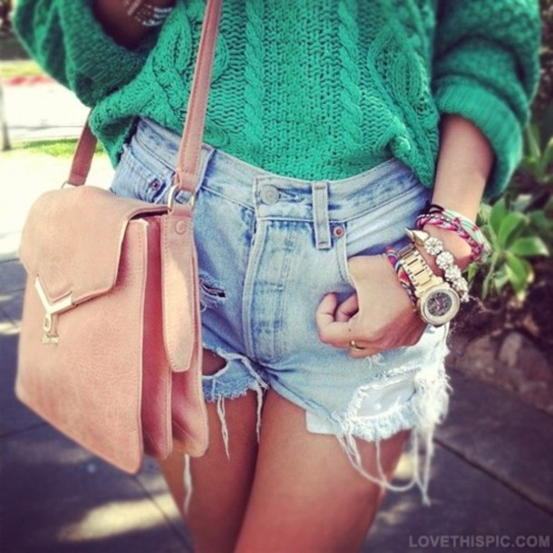 shorts summer outfits