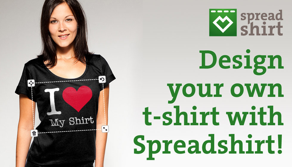Design Your Own T Shirt And Custom T Shirts Spreadshirt