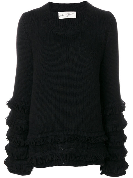 Antonia Zander jumper women black sweater