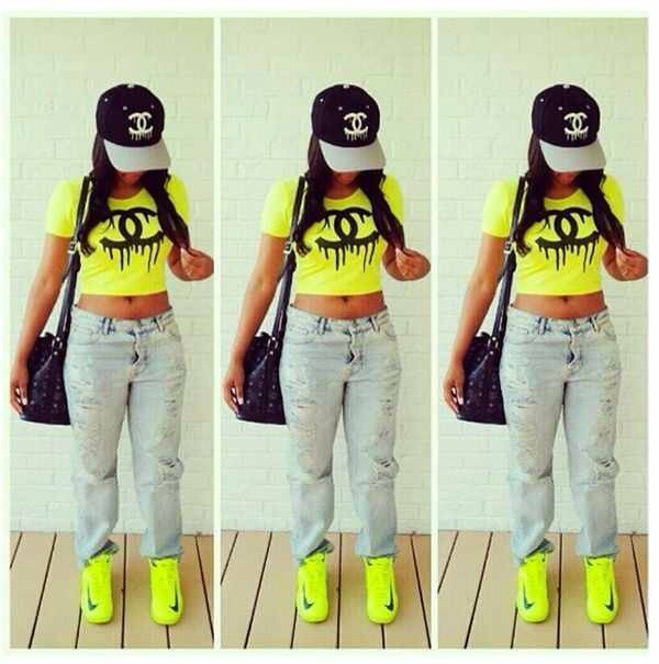 shirt jeans india westbrooks shoes hat lime chanel inspired kds