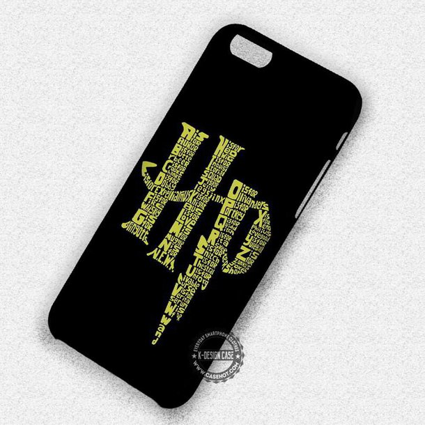 cover harry potter iphone 5s