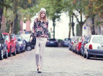 pants shoes bag blouse bekleidet