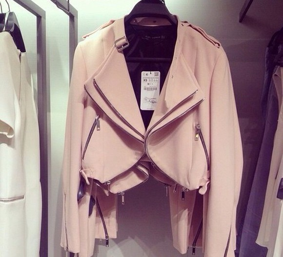 jacket perfecto zara