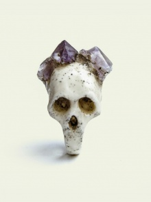 Bifacial Skull Ring | NOT JUST A LABEL