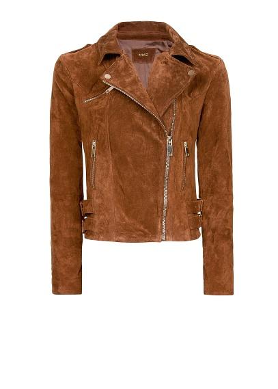 Женская Куртка Из Замши Купить В