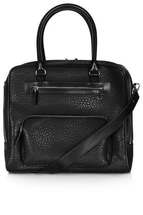 Merino Zip Pocket Luggage Bag - Topshop