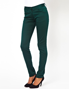 Unconditional | Unconditional Skinny Jeans with Centre Seams at ASOS