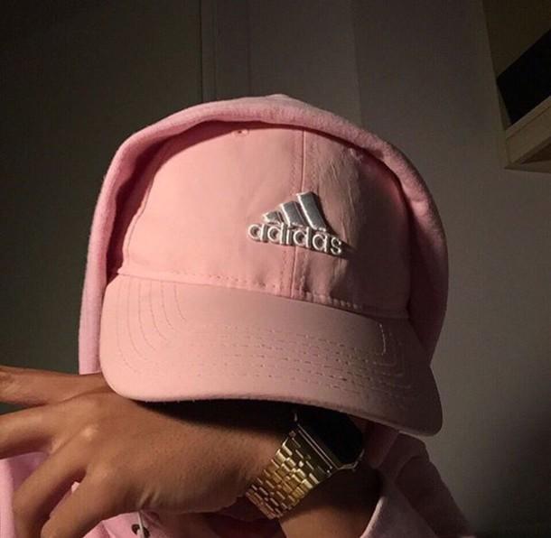 d7134173db222 Amazon.com: Adidas Princess Hat Womens Adjustable Hat Cap (One Size Fits  Most, Kiss/Cameron): Sports & Outdoors