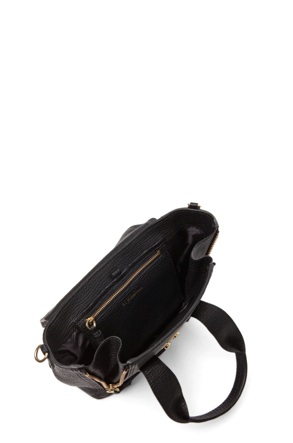 3.1 phillip lim | Mini Pashli Satchel in Black