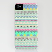 aztec,pastel,jewels,iphone case,iphone cover,bag,iphonr,phone cover,indie iphone case,atzec print,black coat,large hood,technology,pink,iphone 5 case,colorful,iphone,cute