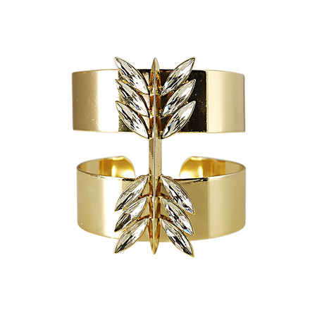 Ayana Designs - HALEY Double Cuff