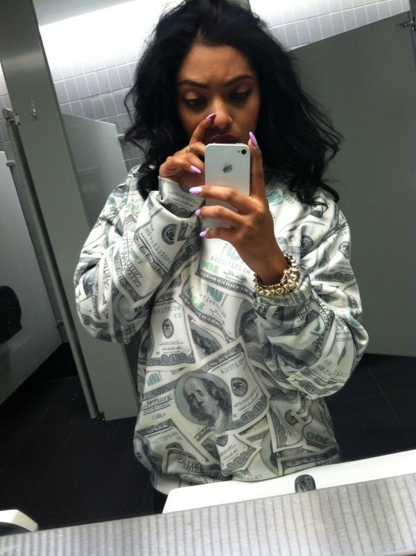 sweater money