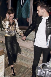 jacket,fashion,celebrity,cheryl,cheryl cole,one direction,liam payne