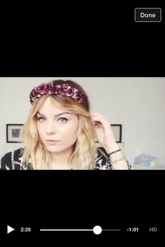 jewels flowers flowers crown flower crown headband headbands blonde hair hippie trendy colorful tribal