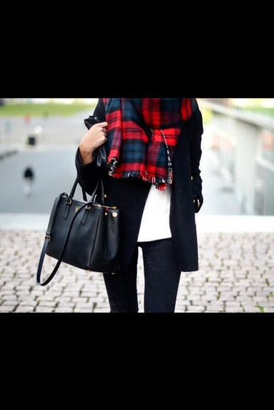 black handbag bag black bag