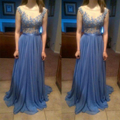 dress,appliques,chiffon prom dress,a-line prom dress,charming prom dress,beauty0516