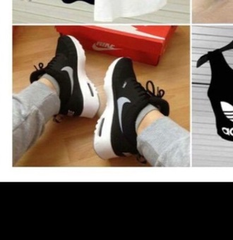 shoes nike shoes nike running shoes black sneakers nike low top sneakers